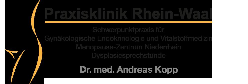 Praxisklinik Rhein-Waal - Dr. med. Andreas Kopp