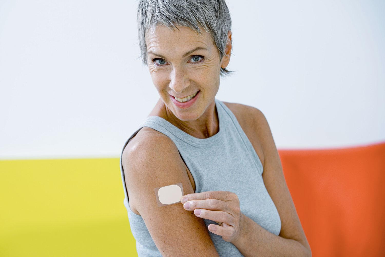 Nutzen der Hormonersatztherapie